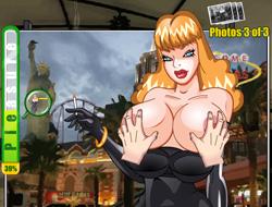 Фотосессия для красотки играть