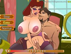 Порно игра трахни каралеву