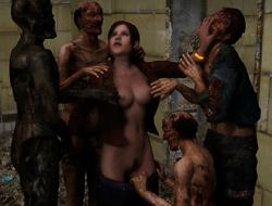 Обитель зла: Изнасилование в тюрьме играть